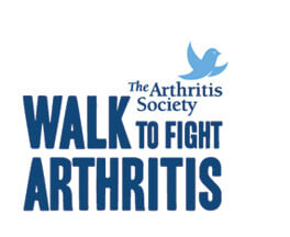Walk to Fight Arthritis Logo